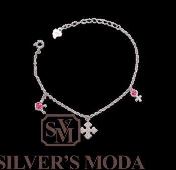 Ασημένια κοσμήματα καρδιά